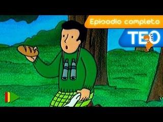 TEO (Español) - 30 - Teo come en el campo
