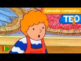 TEO (Español) - 27 - Teo va al mercado