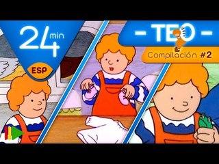 TEO | Colección 02 (Teo y la familia) | Episodios completos para niños | 24 minutos