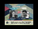 Angelici manchó más a Macri
