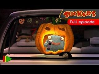 Suckers - 57 - Halloween pumpkins