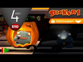 Suckers | Halloween Compilation | Full episodes for kids | 4 minutes