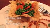 Edible Spring Baskets -- Cheese Basket Recipe