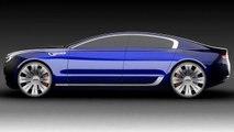2014 Qoros 9 Sedan Concept