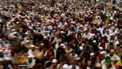Pakistan army called in to quell blasphemy law protest