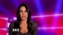 Brie Bella and Daniel Bryan pack their bags for the road: Total Divas, Nov. 17, 2013
