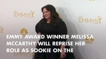 Melissa McCarthy will reprise role of Sookie on Gilmore Girls reboot