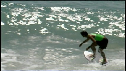 SkimBoarding - the all action sport that starts from the beach