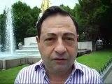 Réaction JL Romero aux élections législatives 2007