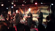 """Fred Wesley & New JB's with Lenny Kravitz """"Gimme some more"""" @ New Morning 26-04-12"""