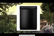 Whirlpool WDF510PAYB 510 24 Black Full Console Dishwasher - Energy Star
