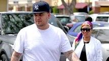 Rob Kardashian de 248 libras quiere perder 50 libras más