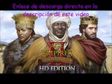 Descargar Age of empires 2 HD The african kingdoms 1 link mega