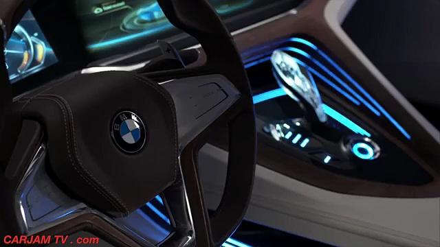 BMW 7 Series 2016 INTERIOR BMW Future Luxury BMW G11G12