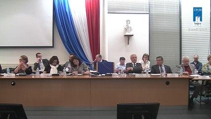 Conseil Municipal de Savigny-sur-Orge 8 avril 2016 - partie 4