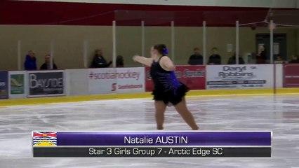 Natalie Austin - 2016 Super Series VISi - Rink 2 (Kraatz)