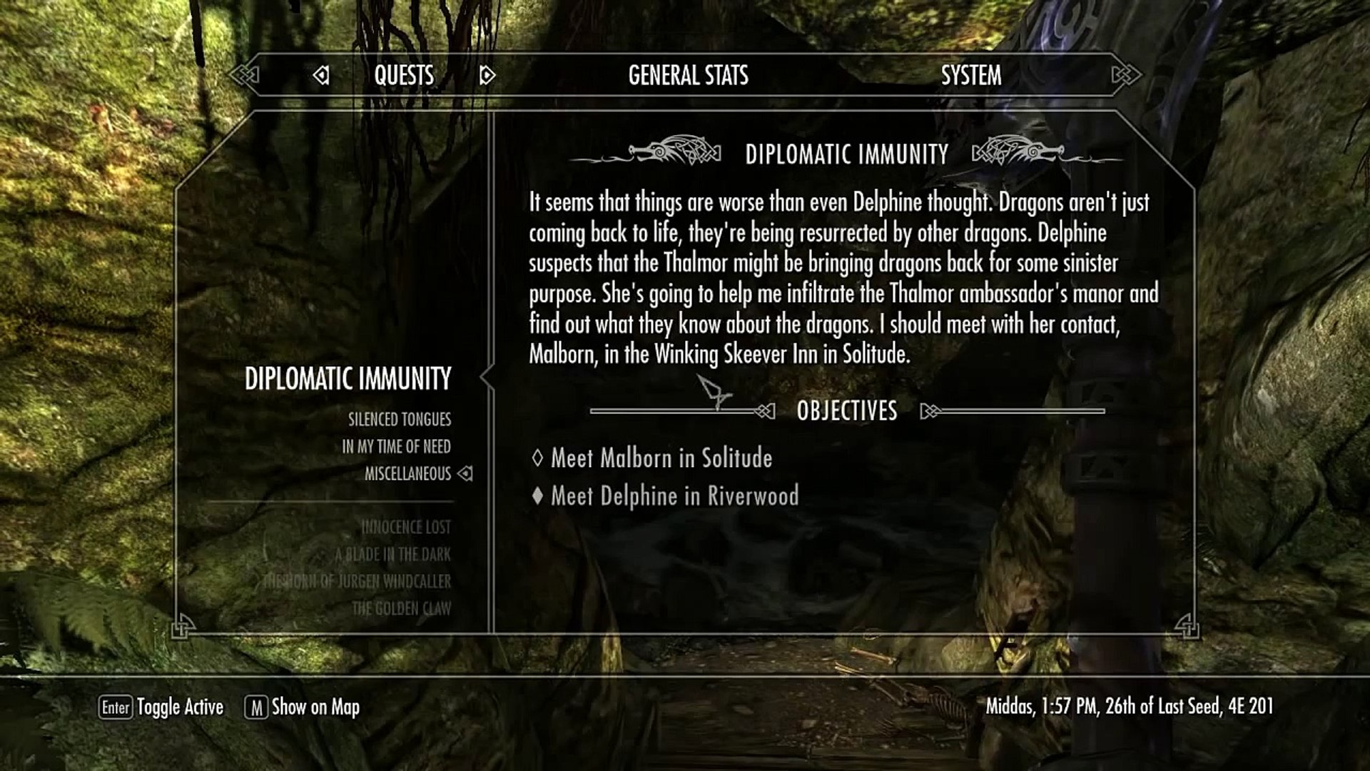 Treasure Map 10 X - The Elder Scrolls V: Skyrim Guide - Where to find It