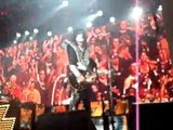 KISS ROCK N' ROLL ALL NITE PARTY EVERY DAY PNC BANK ARTS CENTER NJ 8/20/2010