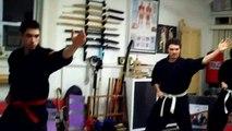 Ninjutsu - Sakura Bujinkan Dojo -This is what we do : Kusari fundo_1