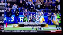 Sports Center: Packers vs. Seahawks post game-reaction