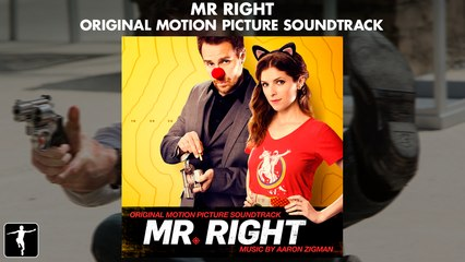Mr. Right - Aaron Zigman - Soundtrack Preview (Official Video)