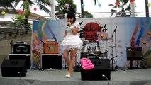 星乃ちろる Chiroru Hoshino さくらふえす Sakura Fest 22/04/2011 Performance