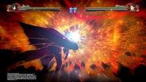 NARUTO SHIPPUDEN™: Ultimate Ninja® STORM 4 Sasuke (Wandering Shinobi) vs Naruto (Hokage)