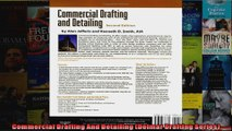 Read  Commercial Drafting And Detailing Delmar Drafting Series  Full EBook