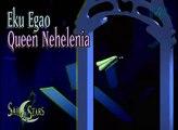 Eku Egao is Queen Nehelenia - Stars Promo