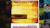 Read  Nooks  Corners of Old New York  Full EBook