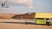 A LNA MiG-21 on combat mission in Libya: Ground attack in Benghazi (Libyan Civil War)