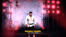 Hidehiko Yoshida vs Bob Sapp - EA MMA Gameplay