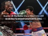 a q hora pelea pacquiao vs bradley - AJQuest Boxing Review: Let's Discuss Manny Pacquiao vs Timothy Bradley 3