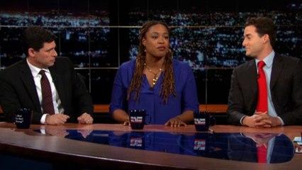 Bill Maher guest explores 'White man not getting a shot narrative' that progressives better address