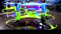 Best Quadcopter Drone with HD Camera LANDVO JJRC H8D FPV Headless Mode RC Drone RTF
