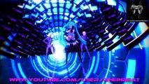Rheinbeat - Sexy Cartoon Girl Dance - RB Techno _ Electro Mix - 2015