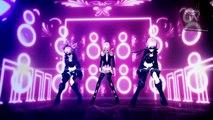 Rheinbeat - Sexy Cartoon Girls Dance - Trap Bass Mix - 2015