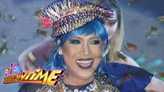 "It's Showtime: Vice Ganda performs ""Beautiful Now"""