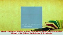Download  New National Gallery Martin Luther King Jr Memorial Library  Other Buildings  Projects Read Online
