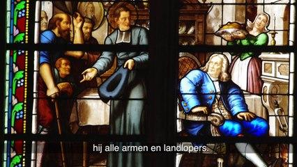 2 Heilige Louis-Marie de Montfort - arm met de armen