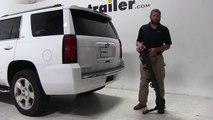 Review of the Yakima FullTilt Hitch-Bike-Racks on a 2015 Chevrolet Tahoe - etrailer.com