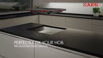 The AEG hobs from Cameo