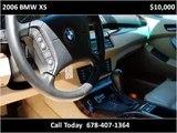 2006 BMW X5 Used Cars Lawrenceville GA
