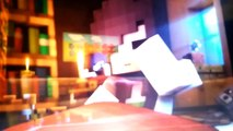NickTDS DanTDM animation Lights out horror map