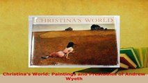 PDF  Christinas World Paintings and Prestudies of Andrew Wyeth  EBook