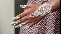 eid gift 4 u .White Henna- Body Paint Temporary Tattoo Tutorial 9 - Samira Henna ArtLook Fabulous This Eid - Gorgeous Makeup Tips - Fashion & Style - DAY TO NIGHT EID MAKEUP - Mod Girls Makeup Trends for Eid - Easy Eid Make Up Look - Eid Makeup Ideas - Ho