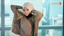 Tutorial Hijab   Segi Empat untuk Acara Formal dan Pesta