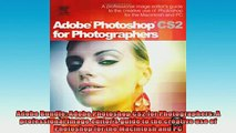 Free PDF Downlaod  Adobe Bundle Adobe Photoshop CS2 for Photographers A professional image editors guide  DOWNLOAD ONLINE