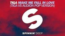 Tiga - Make Me Fall In Love (Tiga vs. Audion Pop Version) [Available April 22]