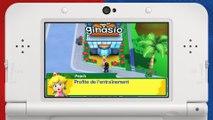 Mario & Sonic aux Jeux Olympiques de Rio 2016 - Entraînement Mii